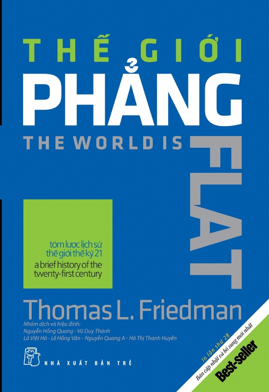 Thế Giới Phẳng - The World Is Flat
